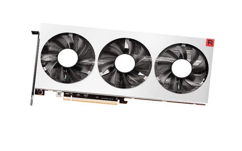 SAPPHIRE AMD RADEON VII 16G HBM2 / 1x HDMI / 3x DP / Triple Axial Fans (UEFI) Core 1400/1750Mhz, FreeSync