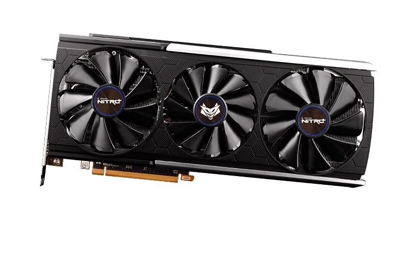 SAPPHIRE AMD RADEON NITRO+ RX 5700 XT 8GB GDDR6 DUAL HDMI / DUAL DP OC (UEFI) FULL, 2010MHz Boost