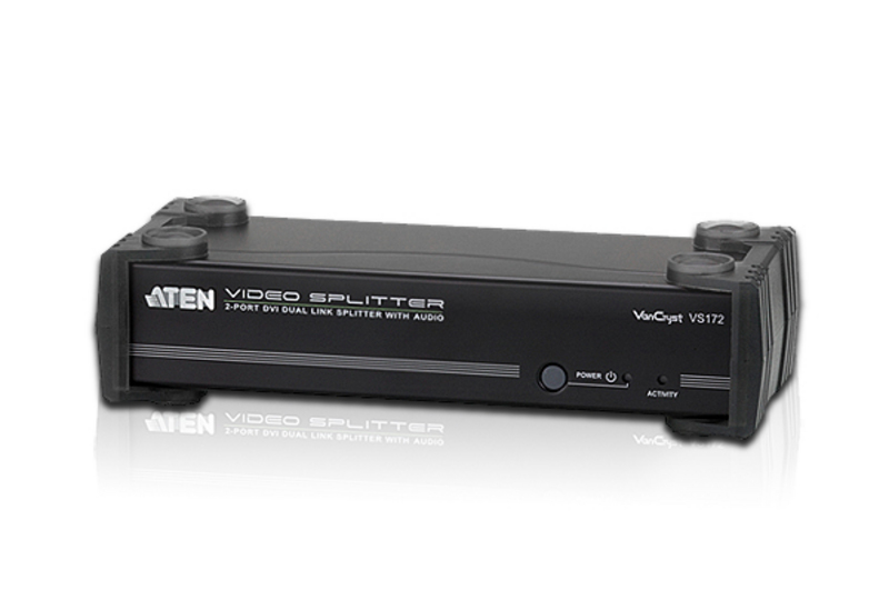 Aten 2-Port DVI Dual Link/Audio Splitter (PROJECT)
