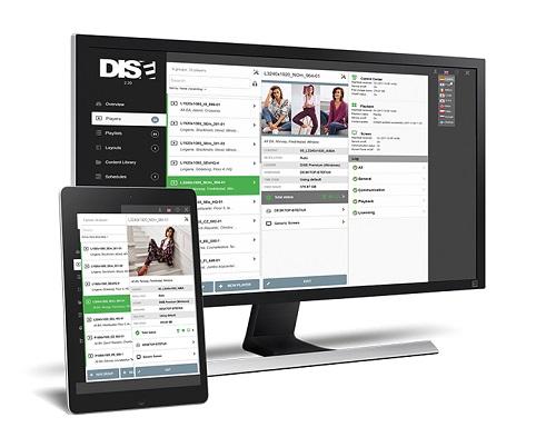 Premium Player 1-100 DISE Premium Player, advanced content, Windows OS, per year - 12 Month Subscription